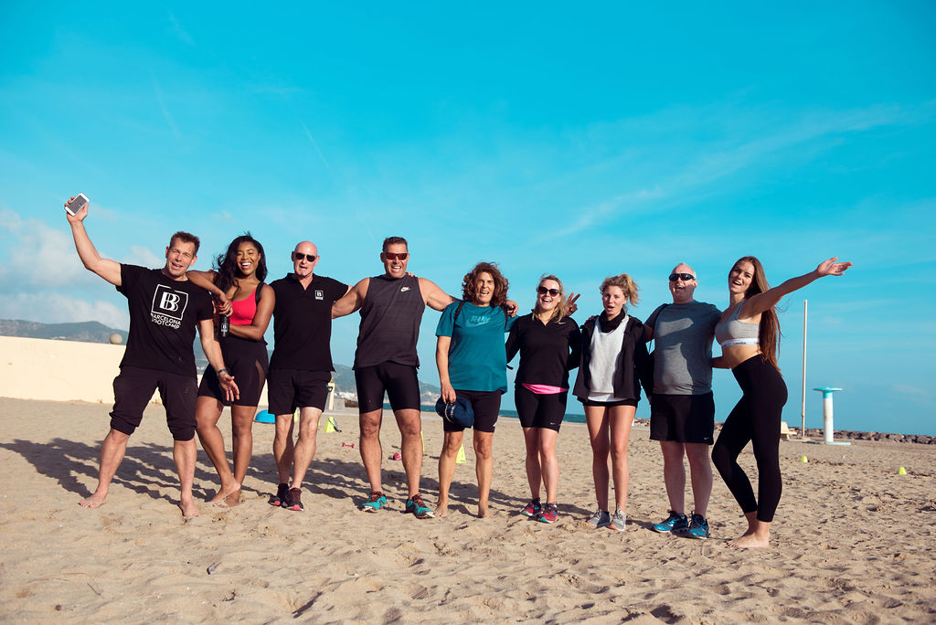 Barcelona Bootcamp - Luxury Fitness Holiday Sitges (19)