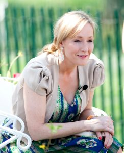 JK Rowling - Inspirational People